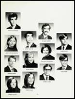 1969 Westfield High School Yearbook Page 242 & 243