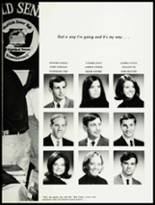1969 Westfield High School Yearbook Page 244 & 245
