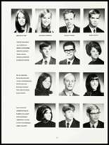 1969 Westfield High School Yearbook Page 248 & 249