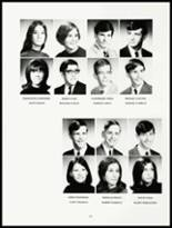 1969 Westfield High School Yearbook Page 250 & 251