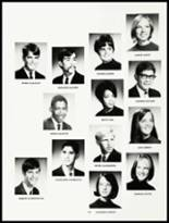 1969 Westfield High School Yearbook Page 252 & 253