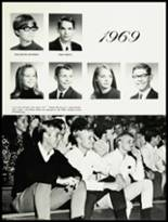 1969 Westfield High School Yearbook Page 254 & 255