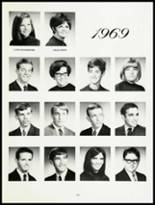 1969 Westfield High School Yearbook Page 258 & 259