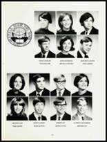 1969 Westfield High School Yearbook Page 260 & 261