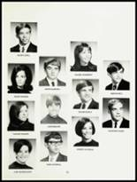 1969 Westfield High School Yearbook Page 262 & 263