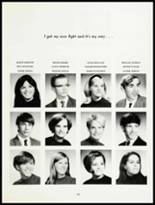 1969 Westfield High School Yearbook Page 266 & 267