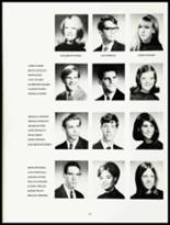 1969 Westfield High School Yearbook Page 268 & 269