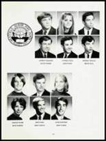 1969 Westfield High School Yearbook Page 280 & 281