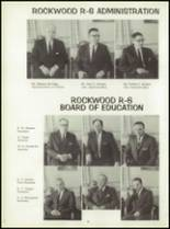 1966 Lafayette High School Yearbook Page 22 & 23