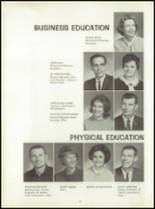 1966 Lafayette High School Yearbook Page 28 & 29