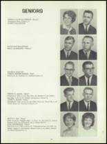 1966 Lafayette High School Yearbook Page 32 & 33