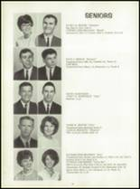 1966 Lafayette High School Yearbook Page 34 & 35