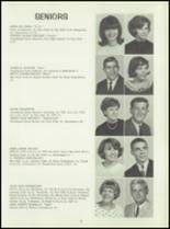 1966 Lafayette High School Yearbook Page 36 & 37