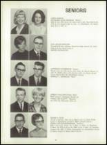1966 Lafayette High School Yearbook Page 38 & 39