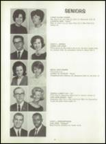 1966 Lafayette High School Yearbook Page 42 & 43