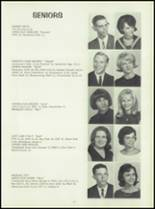 1966 Lafayette High School Yearbook Page 44 & 45