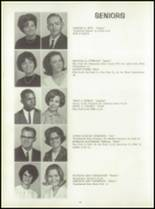 1966 Lafayette High School Yearbook Page 50 & 51