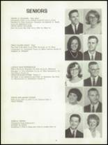 1966 Lafayette High School Yearbook Page 52 & 53
