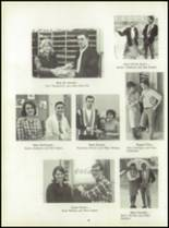 1966 Lafayette High School Yearbook Page 54 & 55