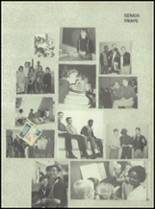 1966 Lafayette High School Yearbook Page 56 & 57