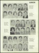 1966 Lafayette High School Yearbook Page 62 & 63