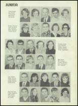 1966 Lafayette High School Yearbook Page 64 & 65