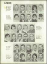 1966 Lafayette High School Yearbook Page 66 & 67