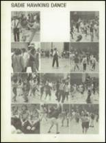1966 Lafayette High School Yearbook Page 68 & 69