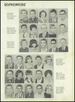1966 Lafayette High School Yearbook Page 70 & 71