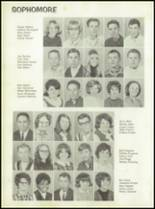 1966 Lafayette High School Yearbook Page 72 & 73