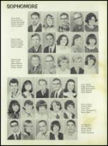 1966 Lafayette High School Yearbook Page 74 & 75