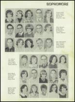1966 Lafayette High School Yearbook Page 76 & 77
