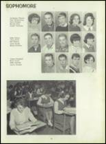 1966 Lafayette High School Yearbook Page 78 & 79