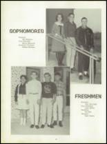 1966 Lafayette High School Yearbook Page 80 & 81