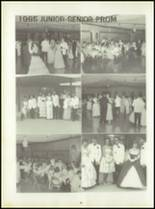 1966 Lafayette High School Yearbook Page 92 & 93