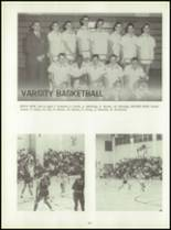 1966 Lafayette High School Yearbook Page 106 & 107