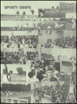 1966 Lafayette High School Yearbook Page 110 & 111