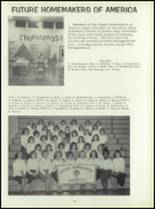 1966 Lafayette High School Yearbook Page 122 & 123