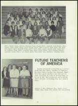 1966 Lafayette High School Yearbook Page 124 & 125