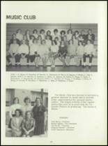 1966 Lafayette High School Yearbook Page 130 & 131