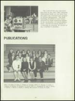 1966 Lafayette High School Yearbook Page 132 & 133