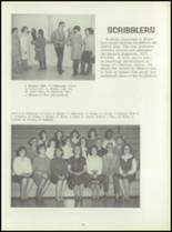 1966 Lafayette High School Yearbook Page 134 & 135