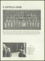 1966 Lafayette High School Yearbook Page 136 & 137