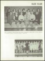 1966 Lafayette High School Yearbook Page 138 & 139