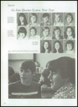1975 Mesquite High School Yearbook Page 56 & 57