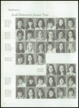 1975 Mesquite High School Yearbook Page 62 & 63