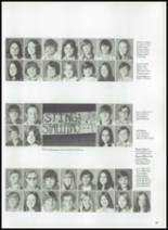 1975 Mesquite High School Yearbook Page 92 & 93