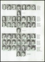 1975 Mesquite High School Yearbook Page 98 & 99