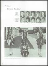 1975 Mesquite High School Yearbook Page 102 & 103