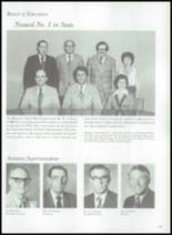 1975 Mesquite High School Yearbook Page 106 & 107